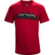 Arc'teryx Remote Shortsleeve Shirt Men red